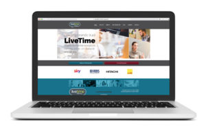 LiveTime new website