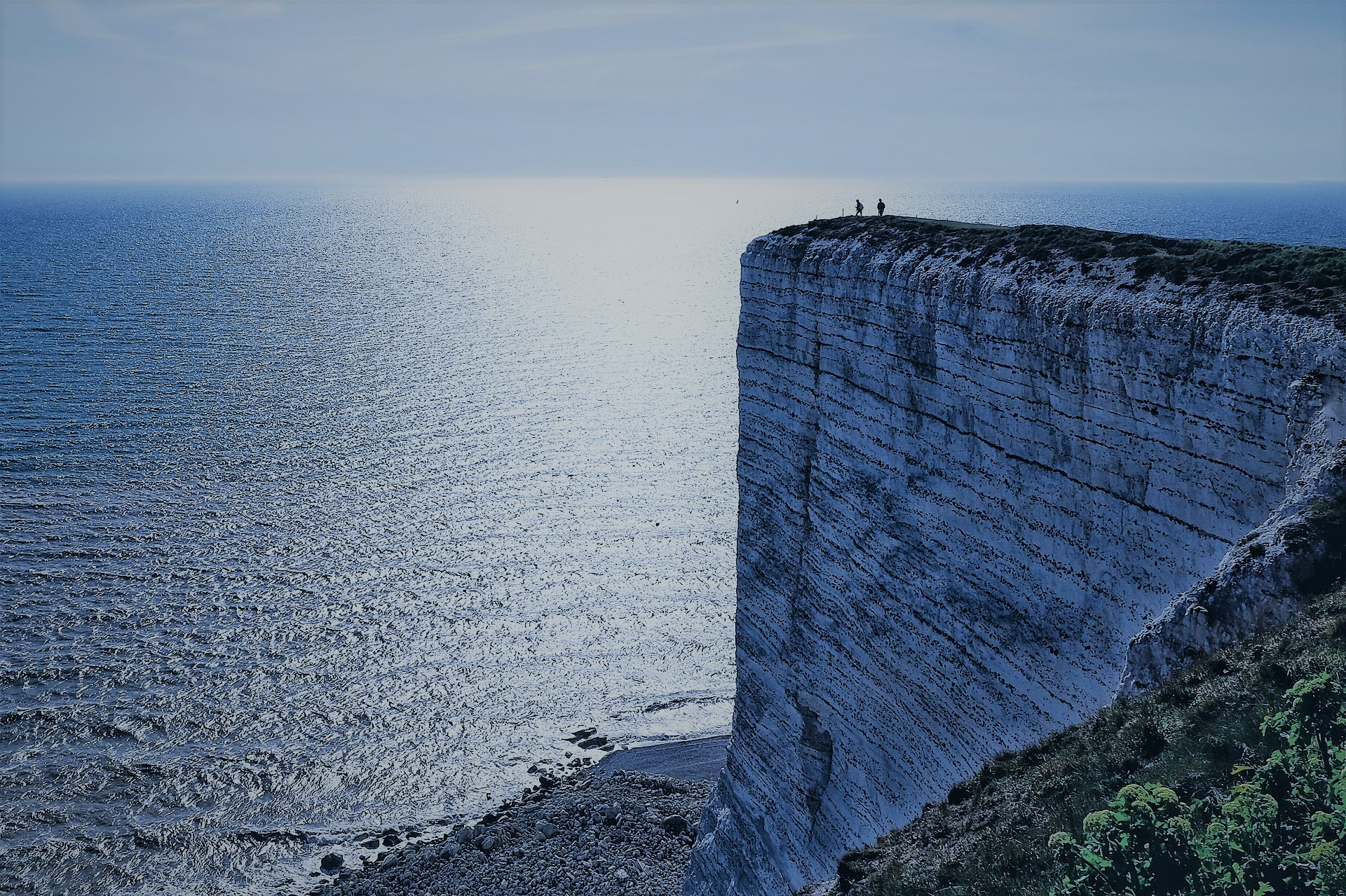 Beachy Head clifftop